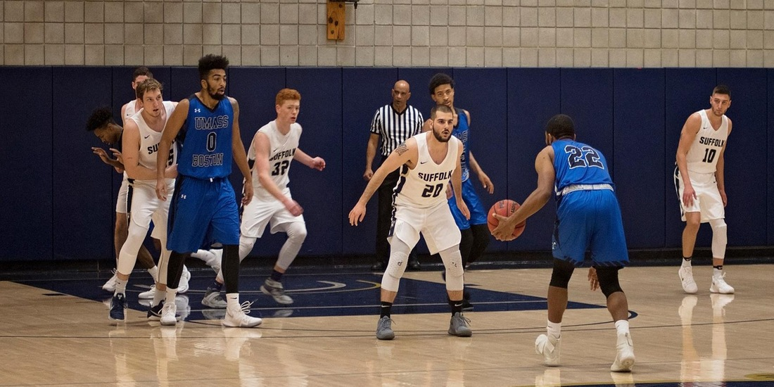 Men's Basketball Visits Anna Maria Tuesday