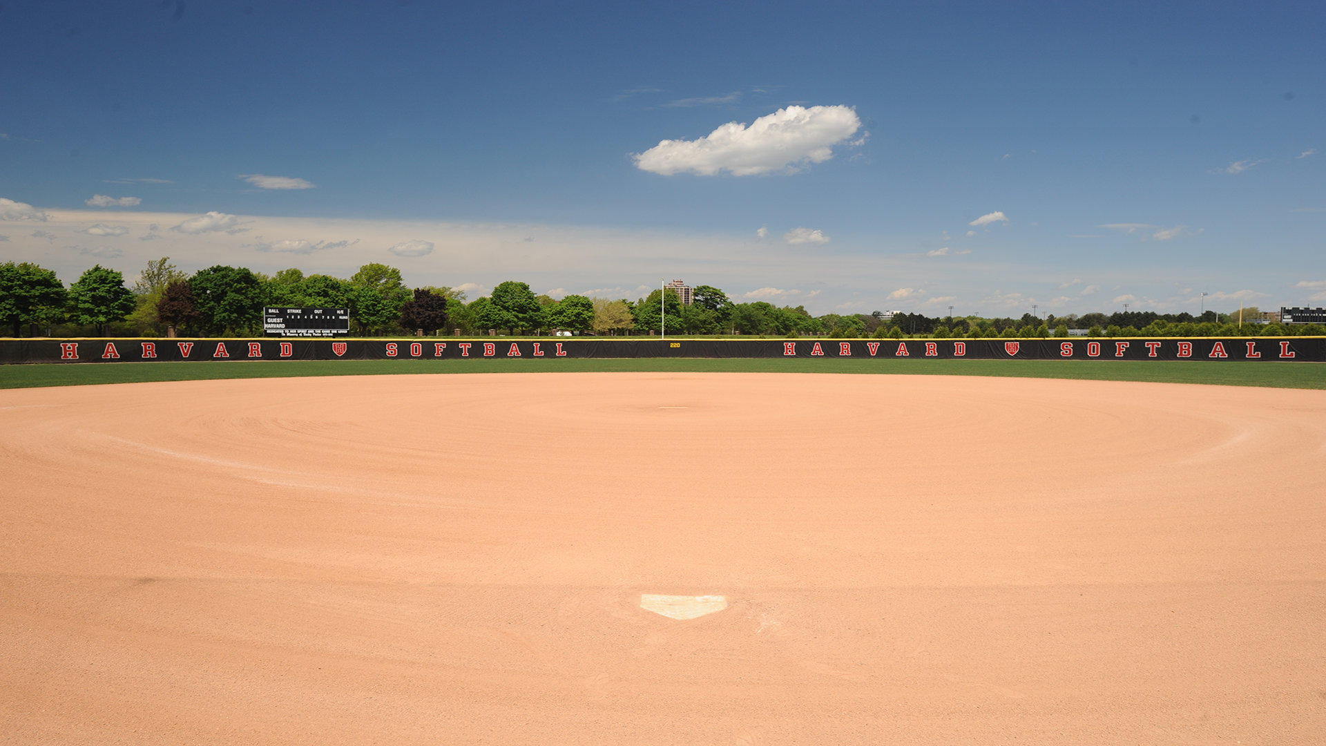 Soldiers Softball Field