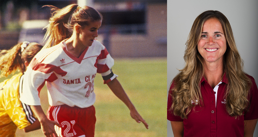 Women's Soccer Great Brandi Chastain to Speak at Undergraduate Commencement June 14