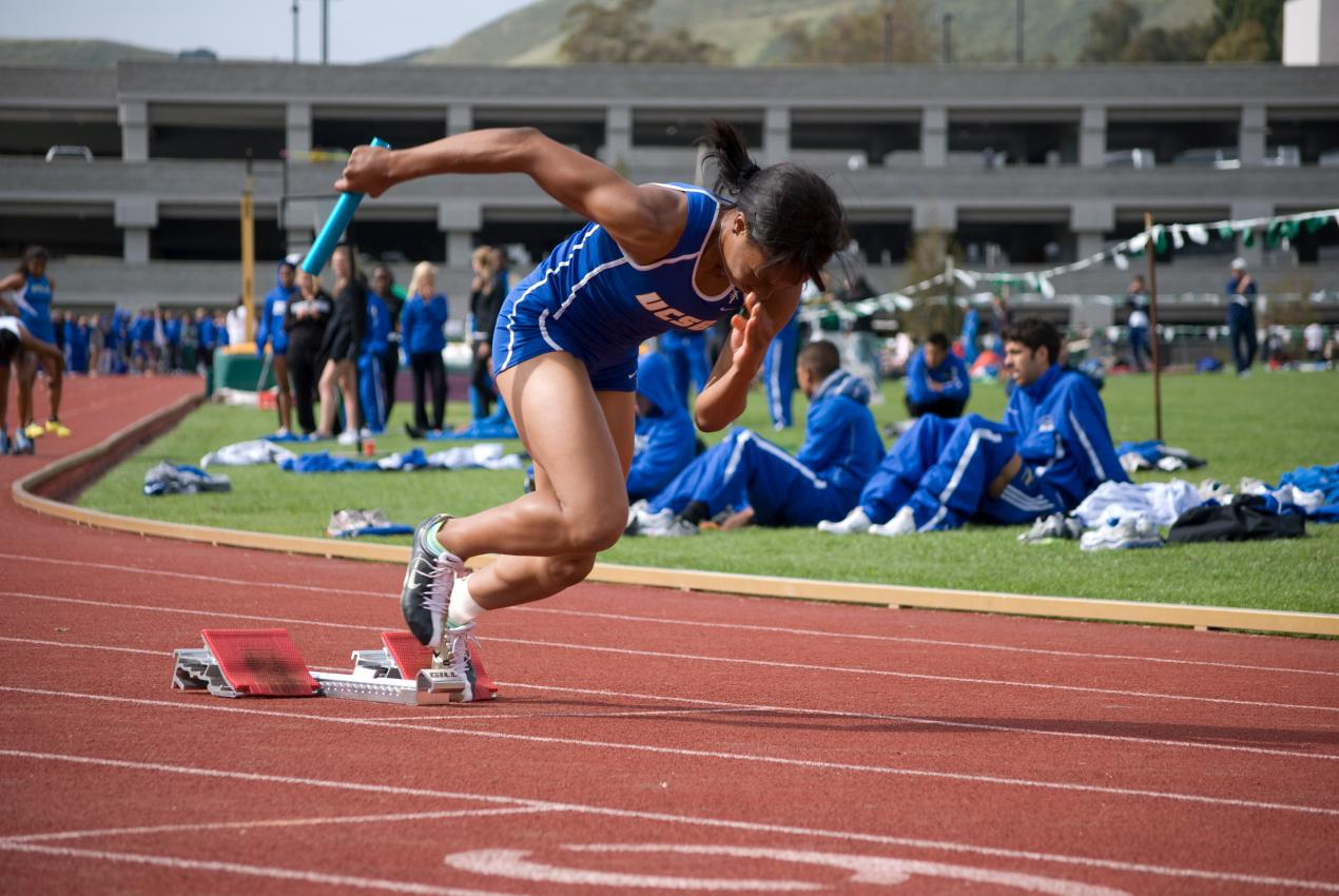 Nwaba NCAA Indoor Champs Bound, Rest of the Gauchos Head to Riverside This Weekend