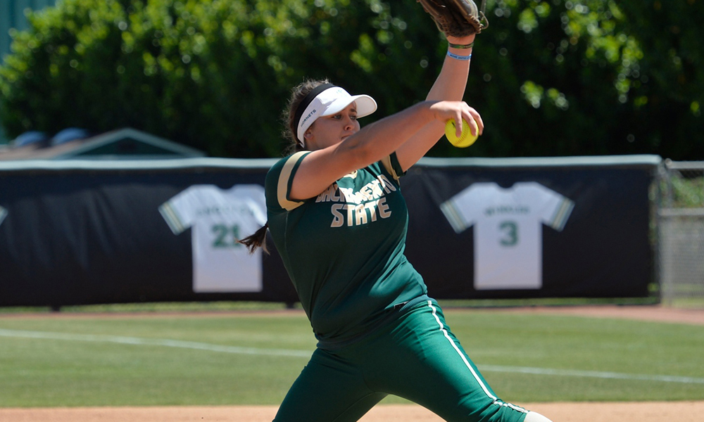 SOFTBALL SPLITS AT PORTLAND STATE, CLINCHES SPOT IN NEXT WEEK'S BIG SKY TOURNAMENT