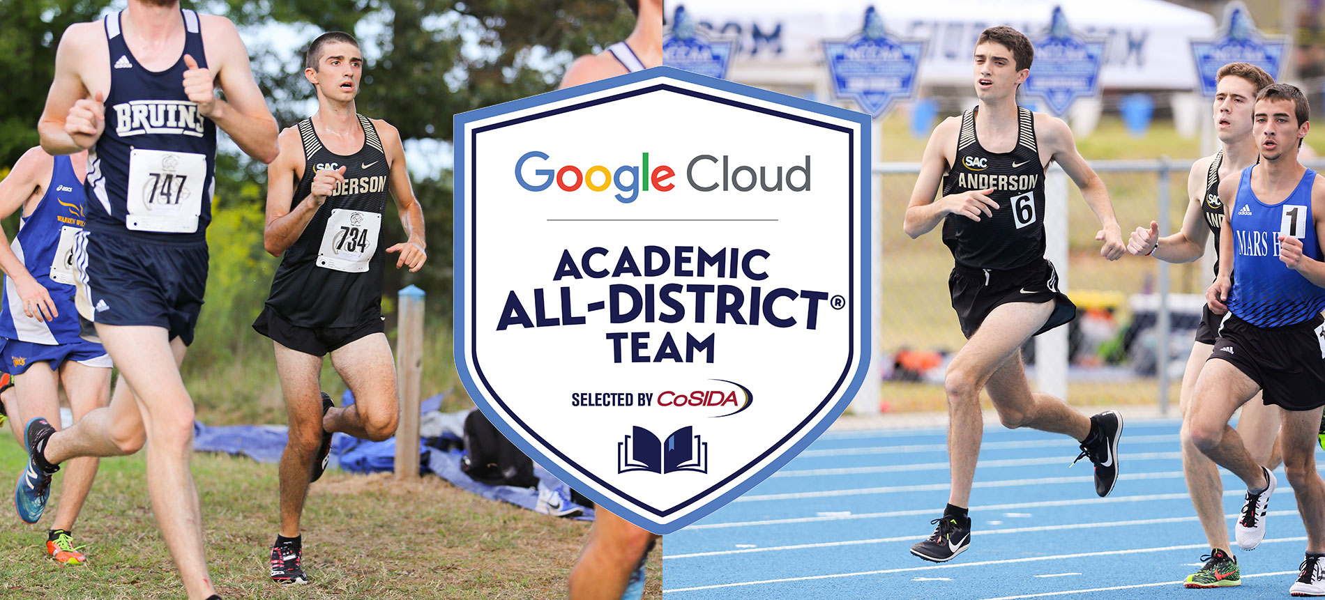 Tuten Earns Google Cloud Academic All-District Honors