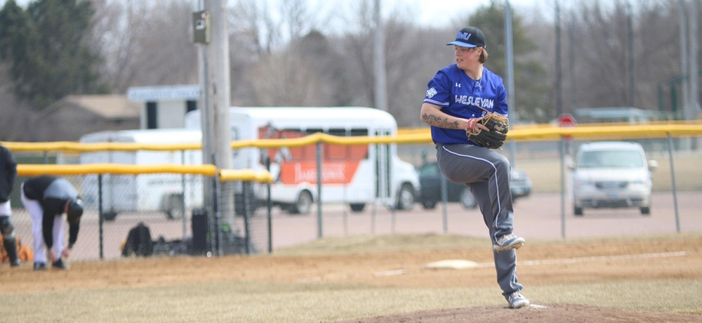 Baseball splits with Jimmies