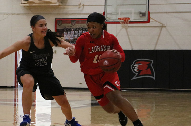 Women's Basketball: Jahpera McEachin scores career-high 25 points in 78-54 loss at Oglethorpe