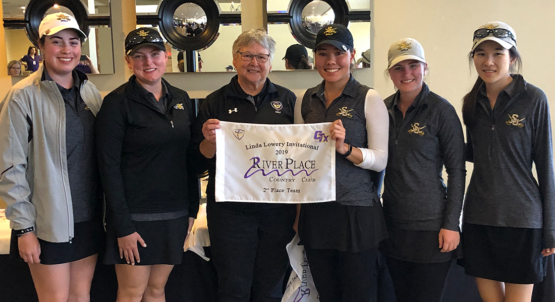 Women's Golf Place Second at Linda Lowery Invite