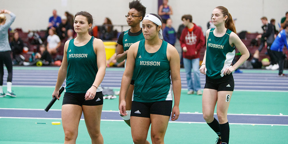Personal Records Fall as Women's T&F Competes at UMaine Invitational