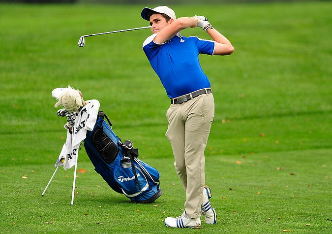 Men's golf takes ninth at Ted Keller Memorial