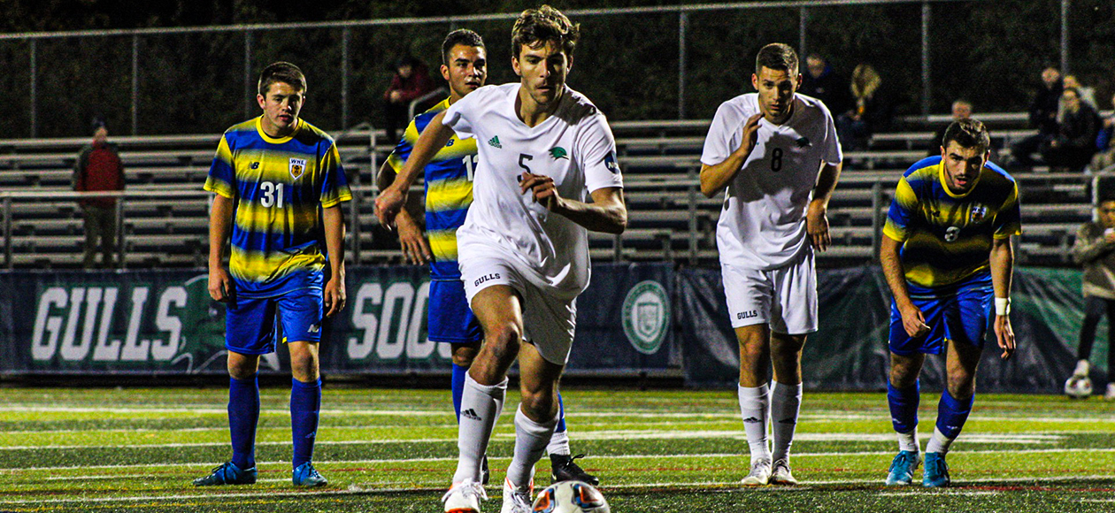 Couchot's Hat Trick Leads Endicott Over Western New England, 3-0