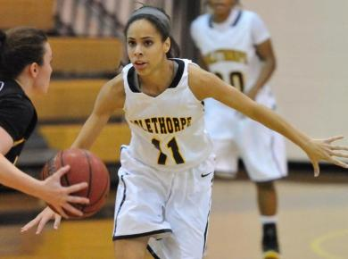 Lynx Run Past Lady Petrels