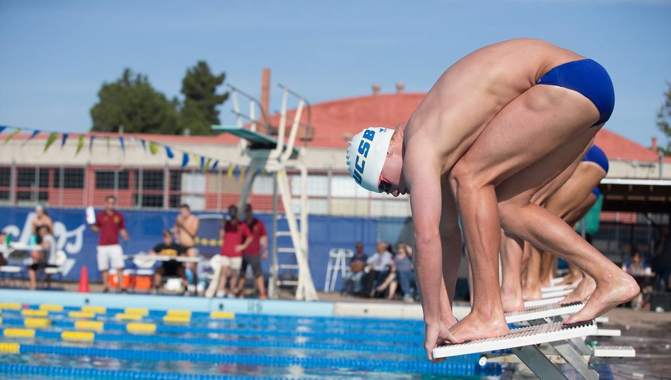 UCSB Men Bring Home Second Consecutive MPSF Championship Win, Women Finish in Second