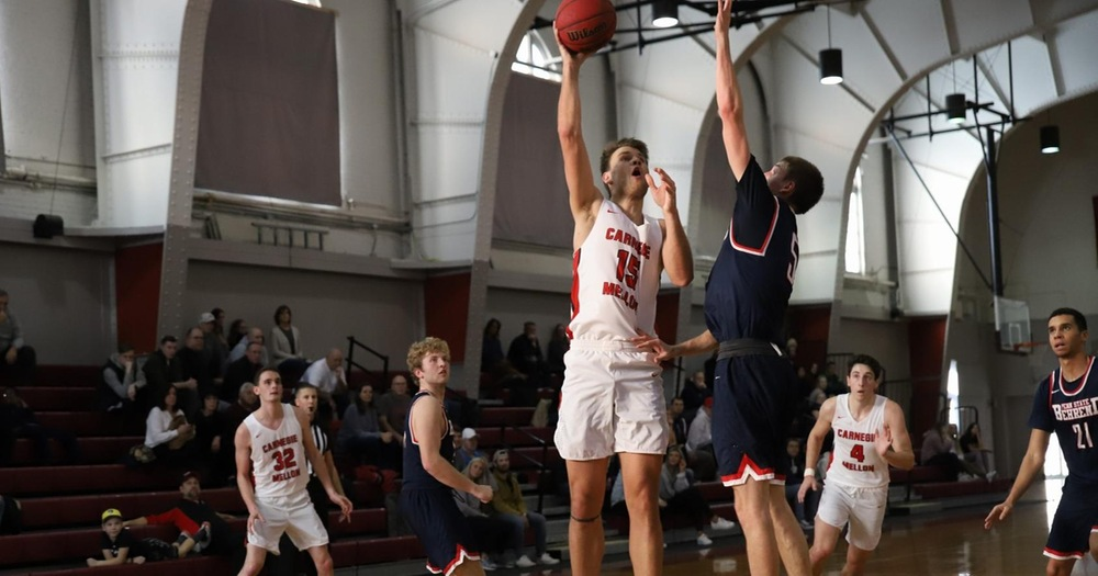 Tartans Win Fifth Straight With 69-66 Victory Over Penn State Behrend