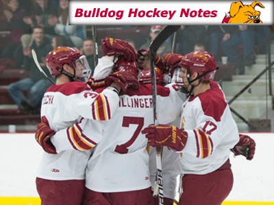 Weekly Notes Games 33-34: #8/9 Notre Dame at #20 Ferris State