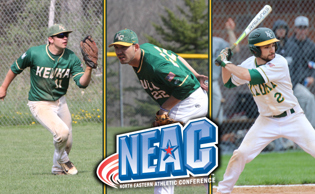 Keuka College Baseball Trio Earn All-Conference