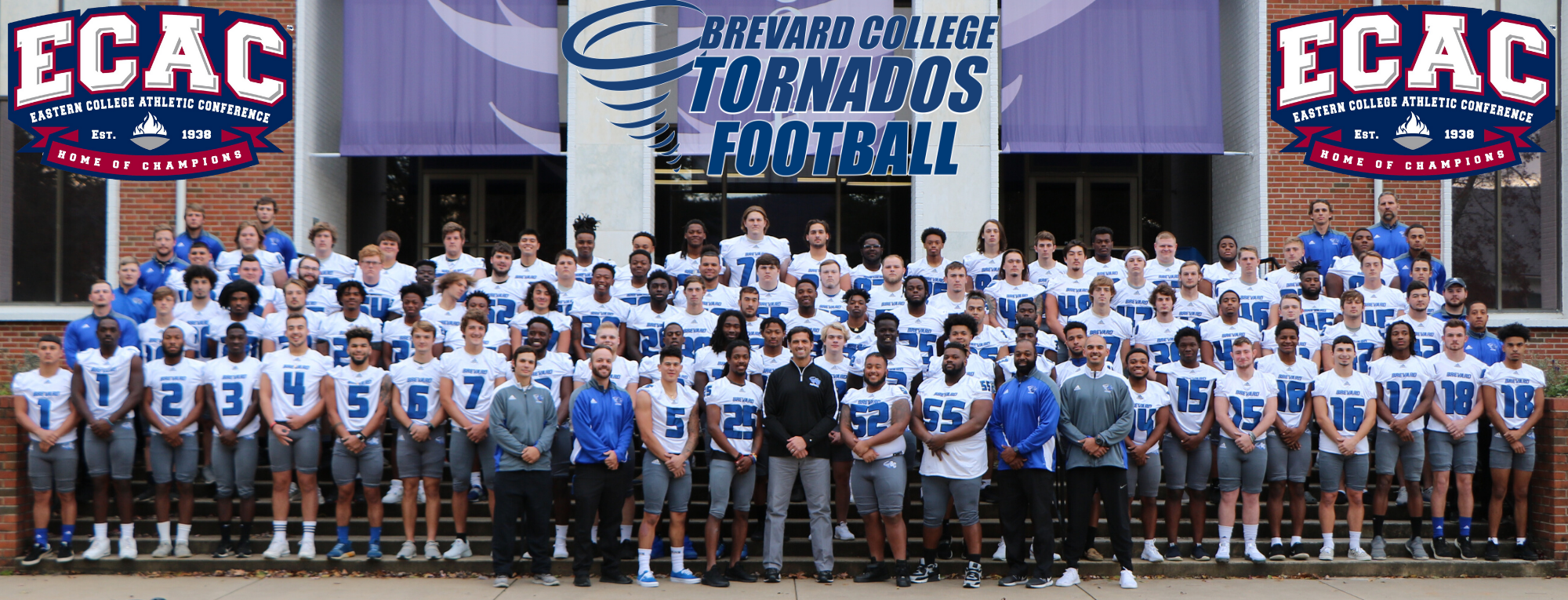 The record-breaking Brevard College Tornados head to Pittsburgh for the Scotty Whitelaw Bowl on Saturday.