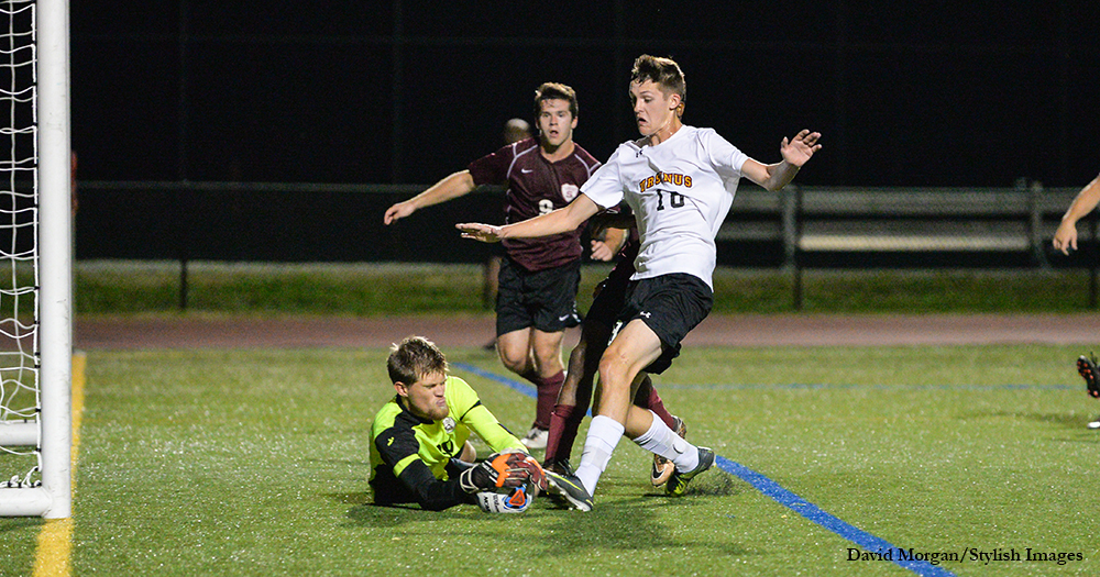 Men's Soccer Comes up Just Short