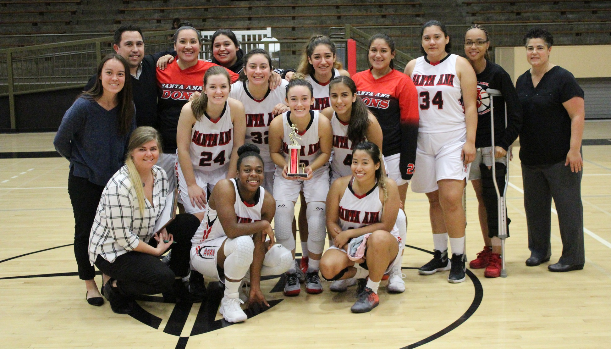 Dons Claim Third in Tournament with a 77-59 Win Over Bakersfield