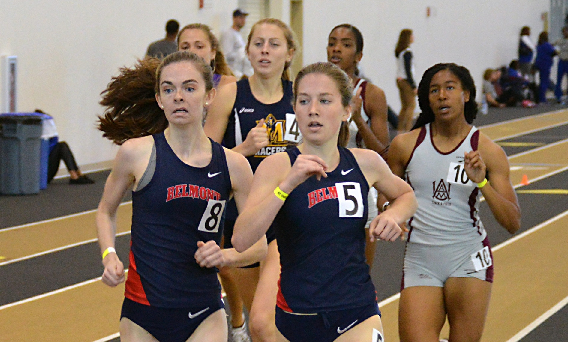 Women's indoor track season preview