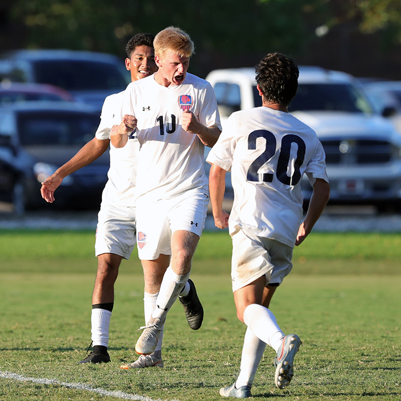 Indians score three unanswered goals to defeat Hinds 3-2