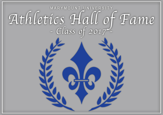 Marymount announces 2017 Athletics Hall of Fame Class