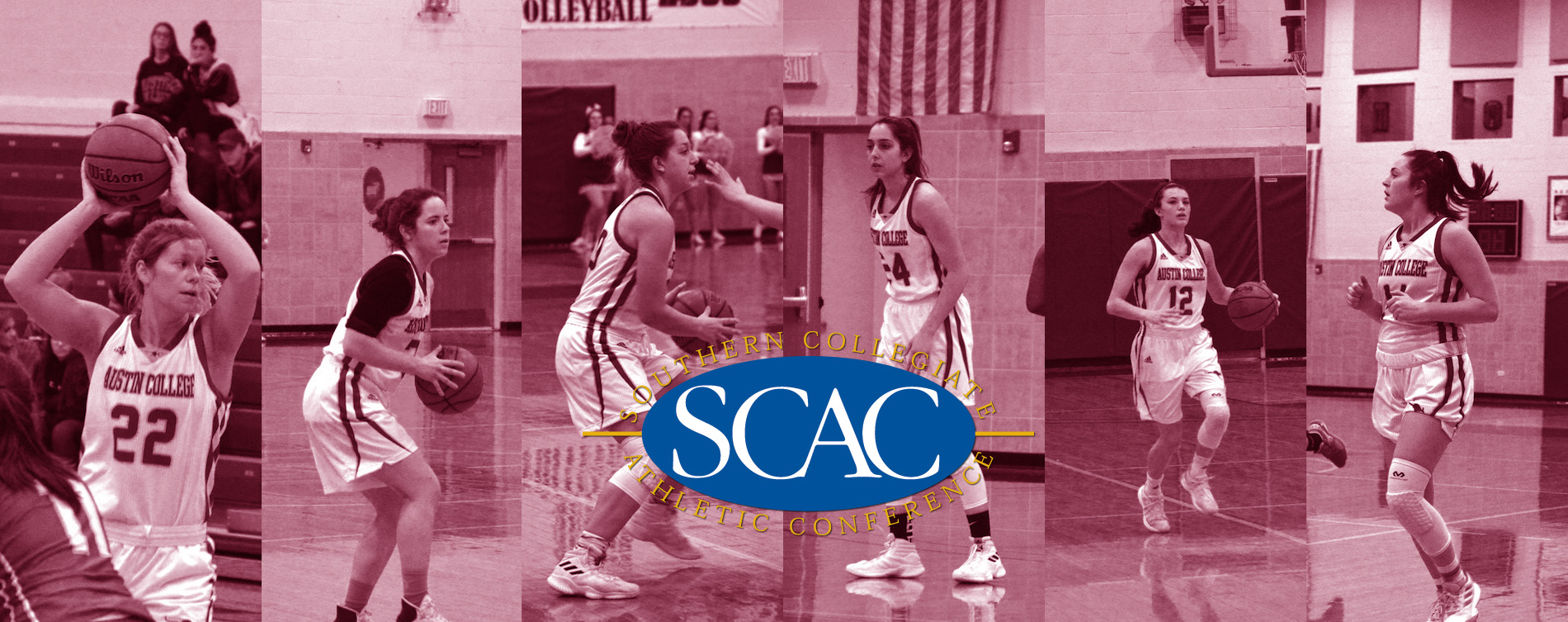 Frank Leads Six 'Roos Named All-SCAC