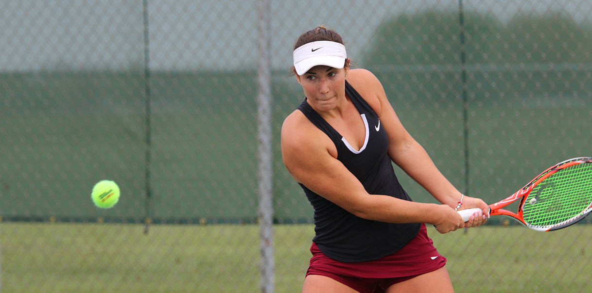 Women's Tennis Falls to Missouri Valley in Heart Championships