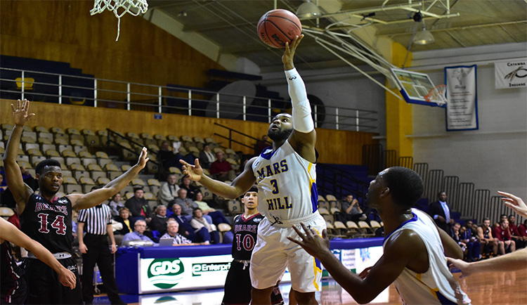 Men's Basketball Falls at Newberry