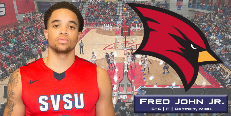 Men's Basketball Announces the Addition of Fred John Jr.