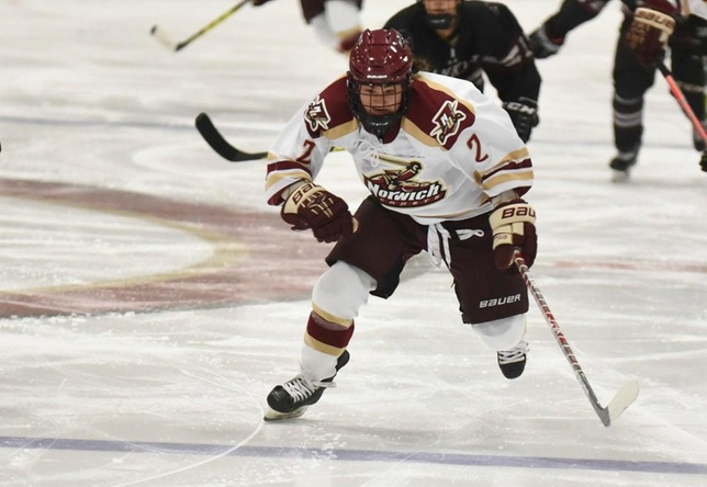 Amanda Conway - Women's Hockey