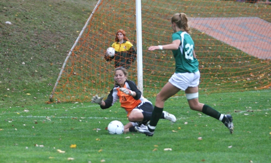 Lyndon student-athletes named to All-NAC soccer teams