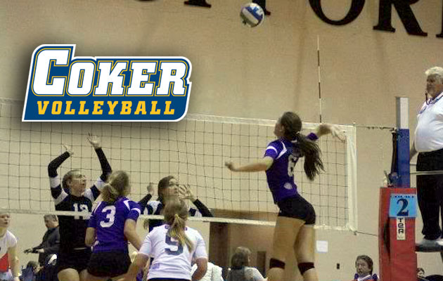 Coker College Women's Volleyball Adds West