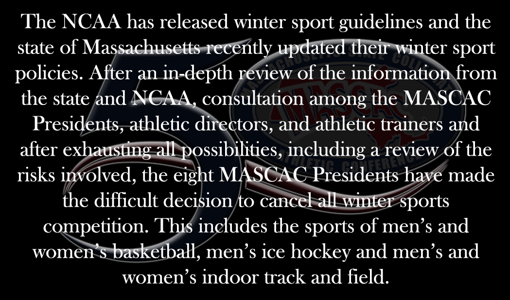 MCLA, MASCAC Winter Sport Update