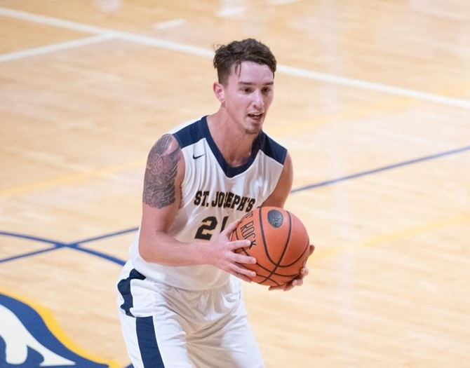 Men's Basketball Falls to SJC-Brooklyn in Overtime