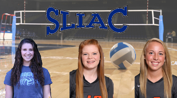 Rountree Repeats As SLIAC Volleyball Player of the Year