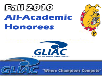 GLIAC Fall All-Academic Teams Announced