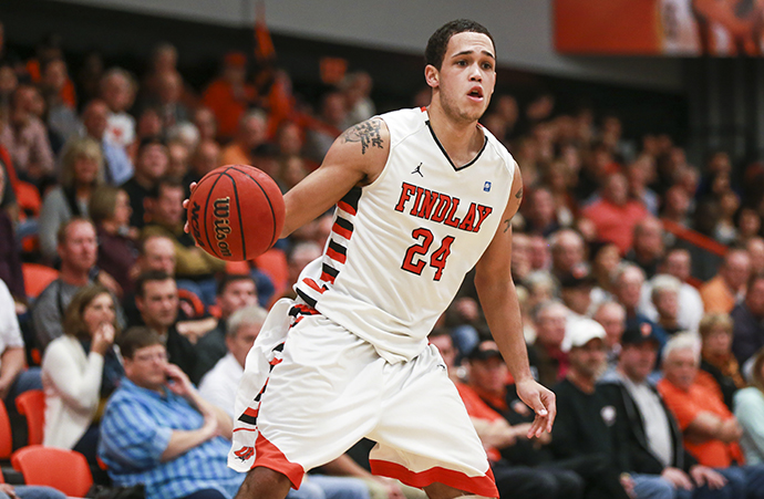 Oilers Outlast Cardinals, Win 75-70