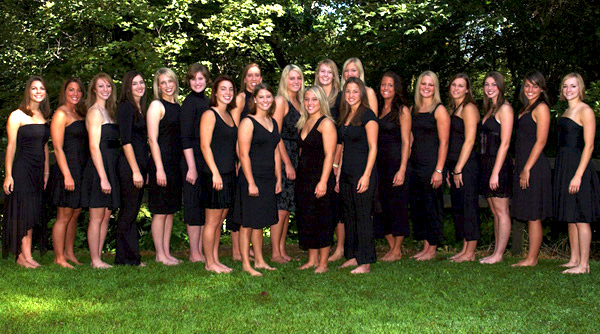 2006 Wittenberg Volleyball