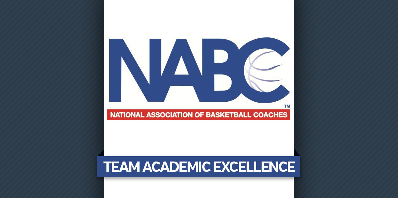 Three SCAC Men's Basketball Teams Earn NABC Team Academic Excellence Award
