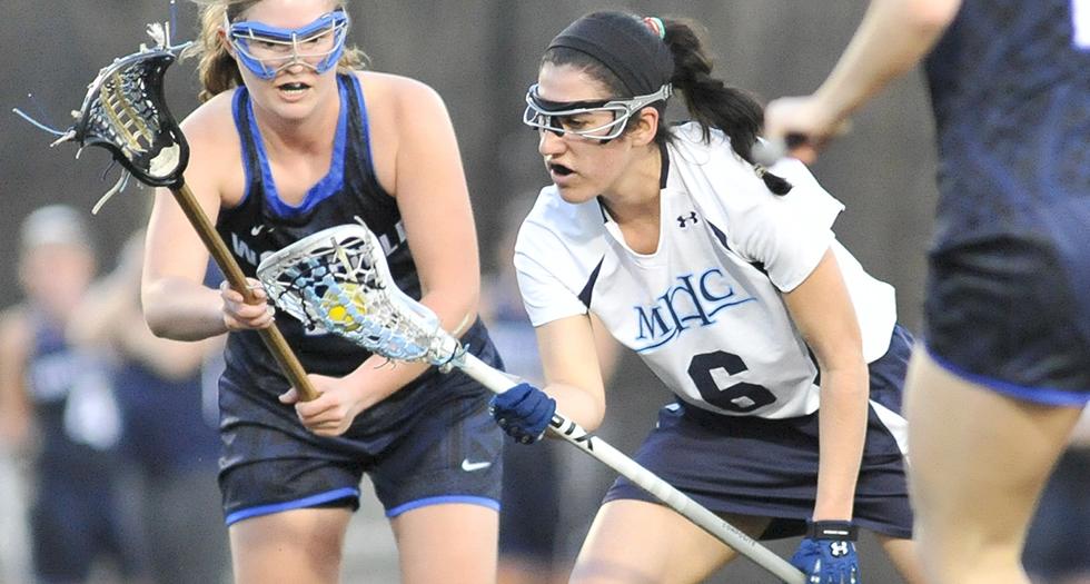 Strong Second Half Leads Lyons Past Western New England