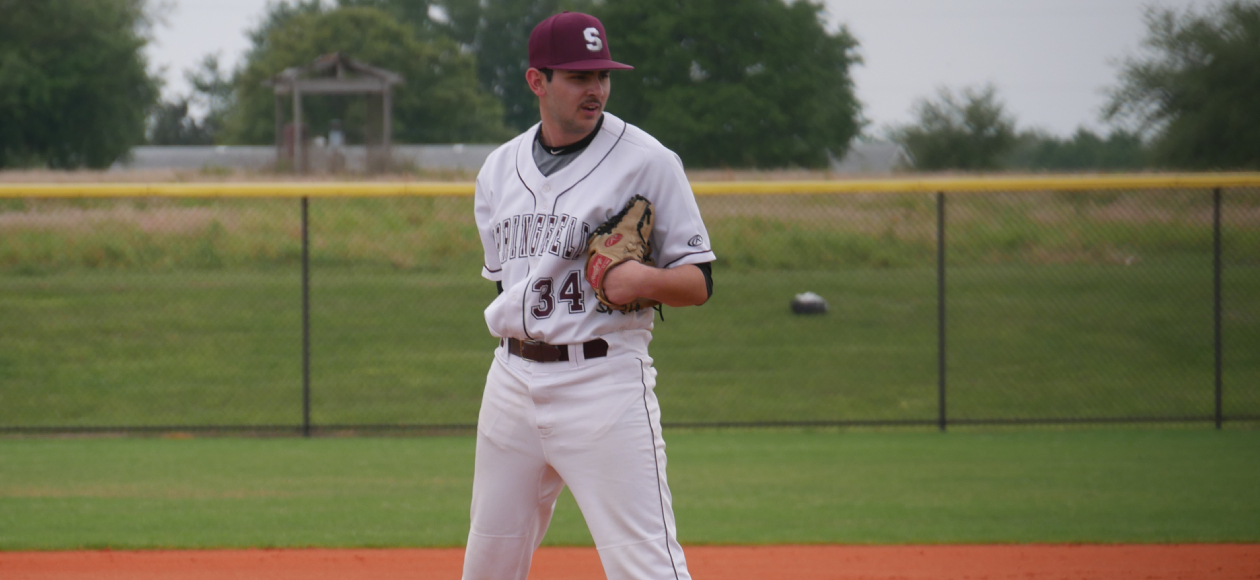 Baseball Suffers 12-4 Setback to Nichols