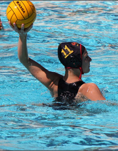 Athenas Fall To Division I 49ers