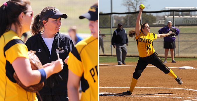 Pirates Snag Two Top Awards in All-SCAC Voting