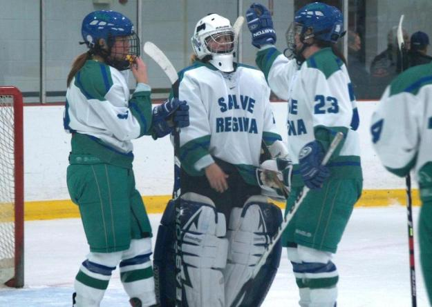 Simmons made 56 saves in net for the Seahawks