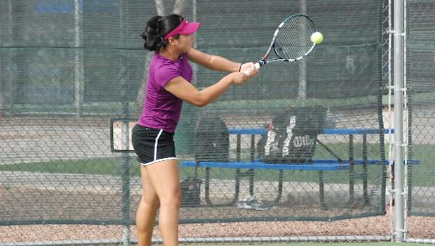Seasiders move on to PacWest Tennis Championship match