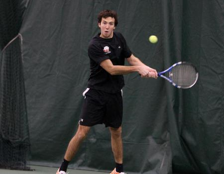 Men's Tennis to open spring season at Kalamazoo (Mich.) on Feb. 22
