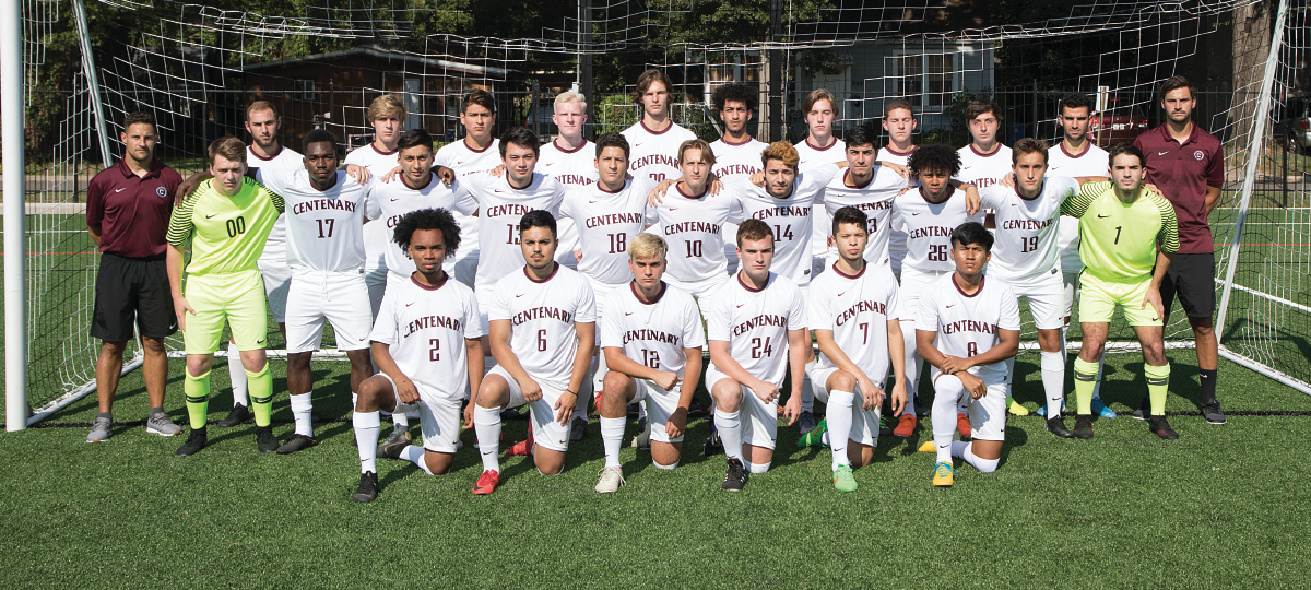 Two Gents Named To 2019 All-SCAC Men's Soccer Team