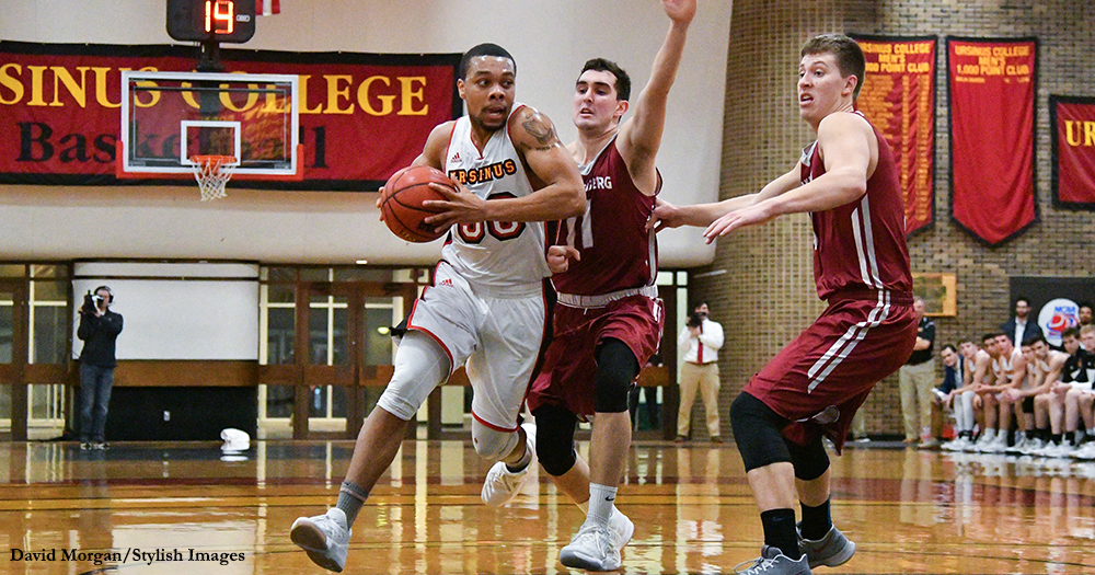 Men's Basketball Outduels Mules
