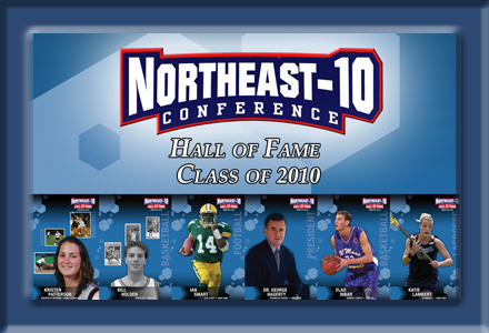 Northeast-10 Announces Hall of Fame Class of 2010