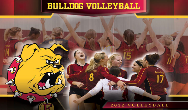 Ferris State Volleyball Reports To Fall Camp
