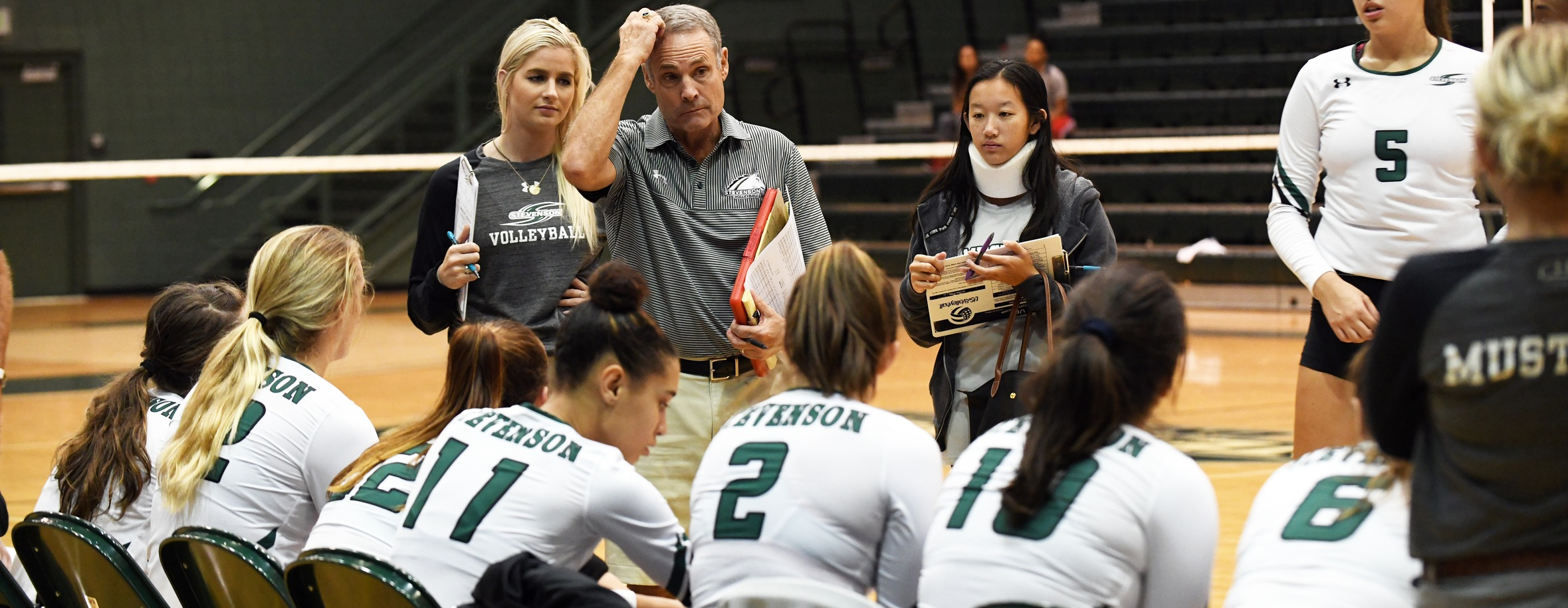 Mustangs Earn Highest-Ever AVCA Ranking, Climb to No. 15