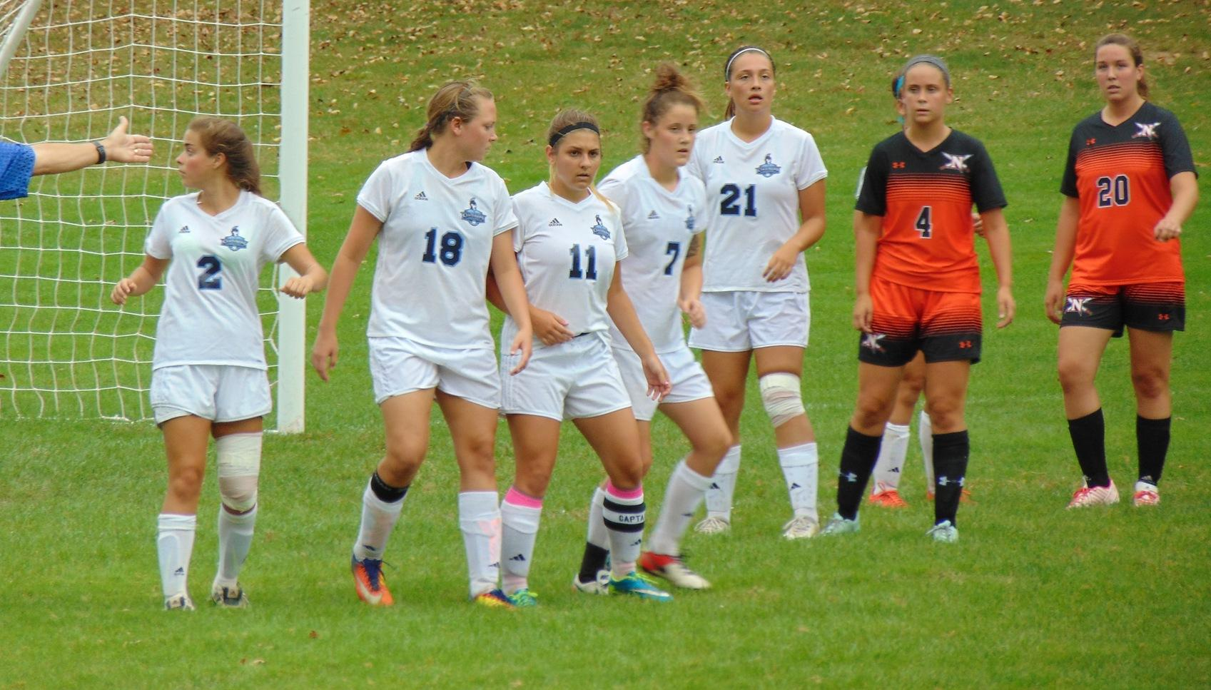 Women's Soccer Suffers Tough Loss